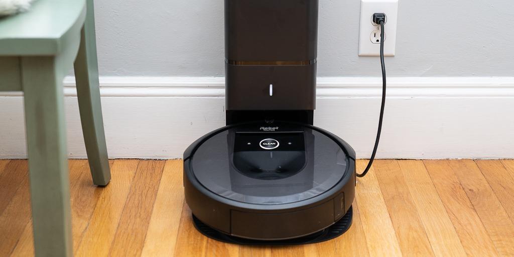 Roomba i7 vs 980