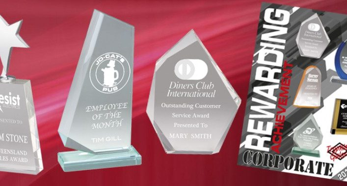 What are the benefits of giving corporate awards?